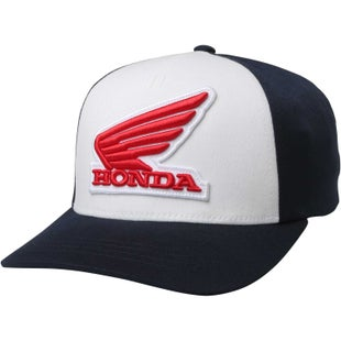Fox Racing Honda Flexfit Cap - Midnight