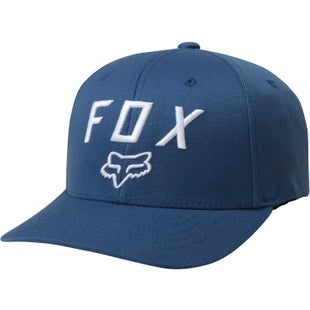 Fox Racing Legacy Moth 110 Snapback Cap - Dusty Blue