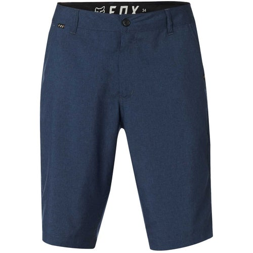 Fox Racing Essex Tech Walk Shorts - Light Indigo