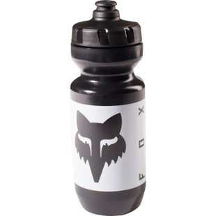 Fox Racing Purist Connector Water Bottle - Black White
