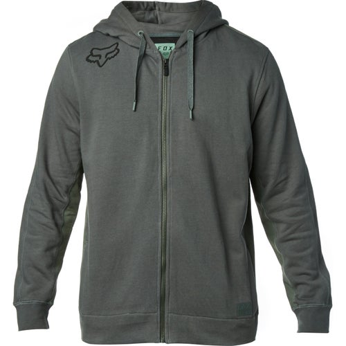 Fox Racing 360 Zip Hoody - Dark Green