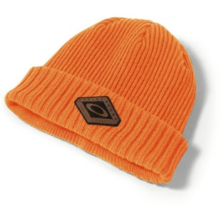 Oakley Dead Tree Cuff Beanie - Neon Orange