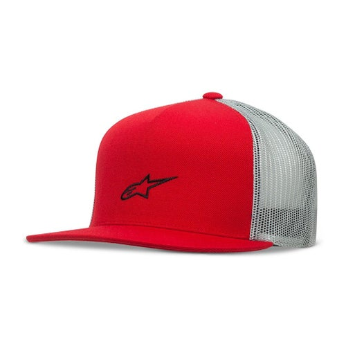 Alpinestars Amigo Trucker Cap - Red
