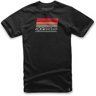 Alpinestars News Short Sleeve T-Shirt - Black