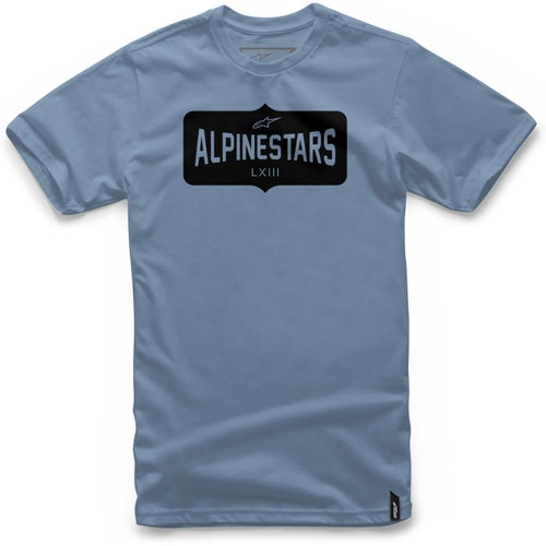 Alpinestars Craft Short Sleeve T-Shirt - Slate Blue