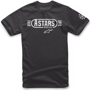 Alpinestars Capsule Short Sleeve T-Shirt - Black