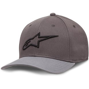 Alpinestars Ageless Curve Cap - Charcoal Grey