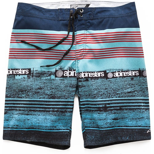 Alpinestars Chicaneless Swim Shorts - Blue