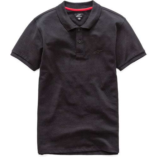 Alpinestars Effortless Polo Shirt - Black