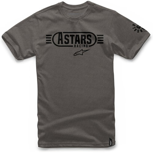 Alpinestars Capsule Short Sleeve T-Shirt - Charcoal Heather