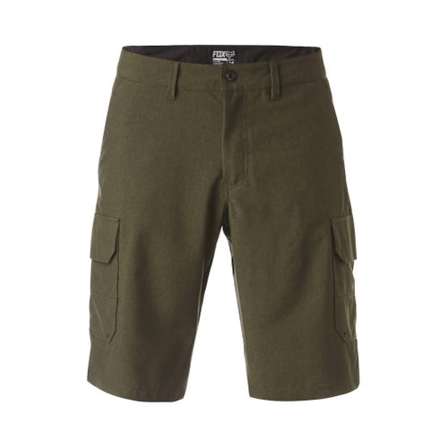 Fox Racing Slambozo Tech Boardshorts - Heather Military