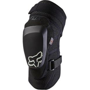 Fox Racing Launch Pro D3O Knee Protection - Black