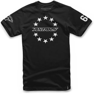 Alpinestars Ace Short Sleeve T-Shirt - Black