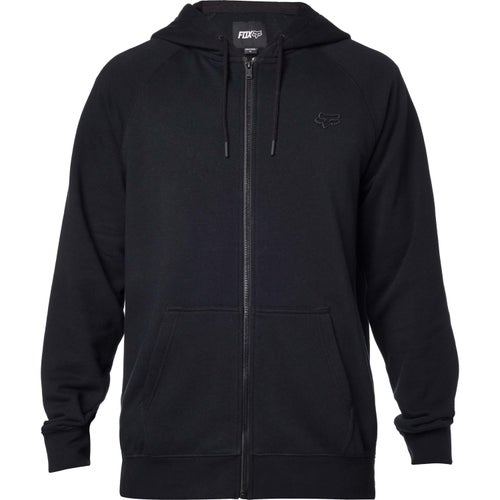 Fox Racing Legacy Zip Hoody - Black