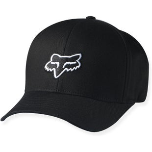 Fox Racing Legacy Flexfit Cap - Black Black