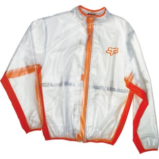 Fox Racing Fluid MX Bike Jacket - Orange