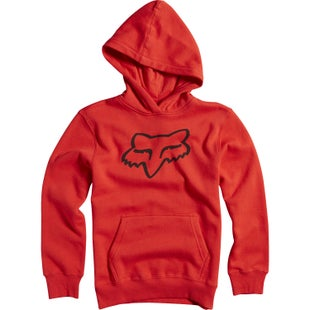 Fox Racing Legacy Pullover Hoody - Flame Red