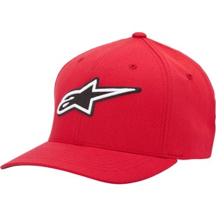 Alpinestars Corporate Cap - Red