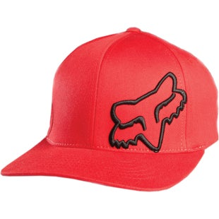 Fox Racing Flex 45 Flexfit Cap - Red