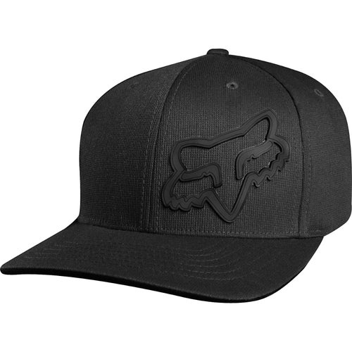 Fox Racing Signature Flexfit Cap - Black