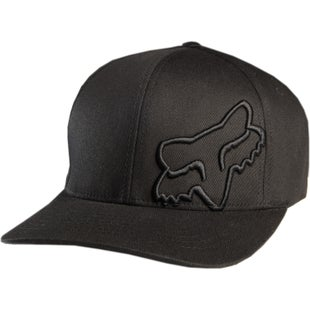 Fox Racing Flex 45 Flexfit Cap - Black