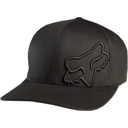 Fox Racing Flex 45 Flexfit , Cap - Black