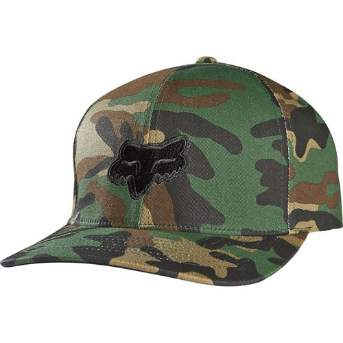 Fox Racing Legacy Flexfit Cap - Camo