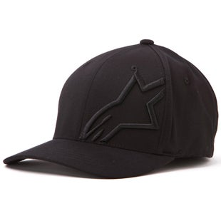 Alpinestars Corp Shift 2 Flexfit Cap - Black Black