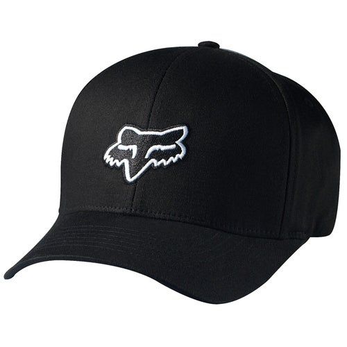Fox Racing Legacy Flexfit Cap - Black
