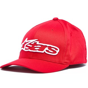 Alpinestars Blaze Flexfit Cap - Red White
