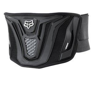 Fox Racing BlackBelt Body Kidney Protection - Black
