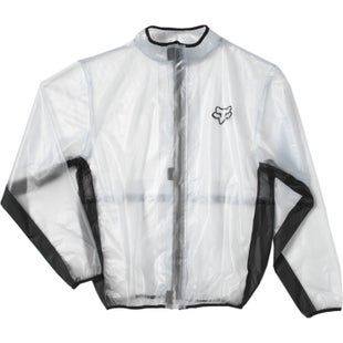 Fox Racing Fluid MX Bike Jacket - Clear