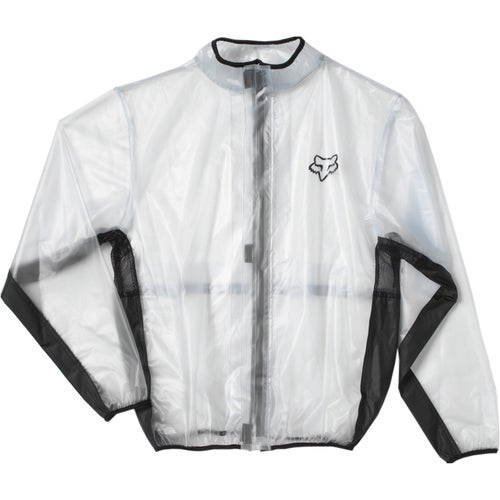 Fox Racing Fluid MX Jacket - Clear