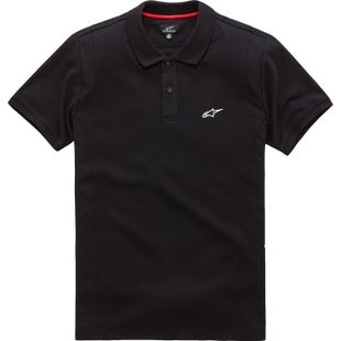 Alpinestars Capital Polo Shirt - Black
