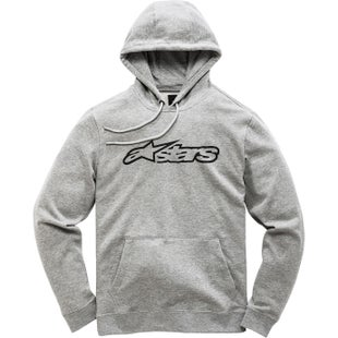 Alpinestars Blaze Pullover Hoody - Grey Heather/black