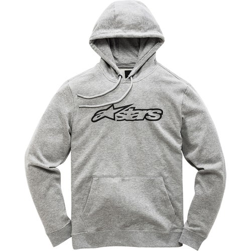 Alpinestars Blaze , Pullover hettegenser - Grey Heather/black