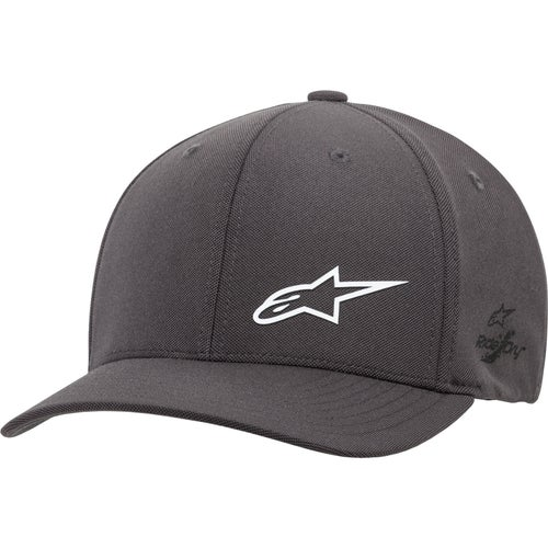 Alpinestars Asym Sonic Tech , Cap - Black/grey