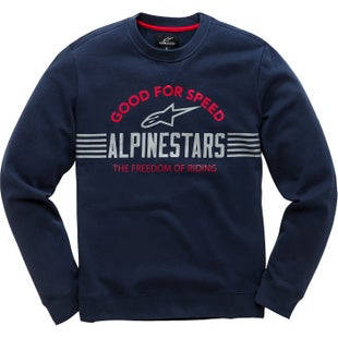 Alpinestars Bars Sweater - Navy