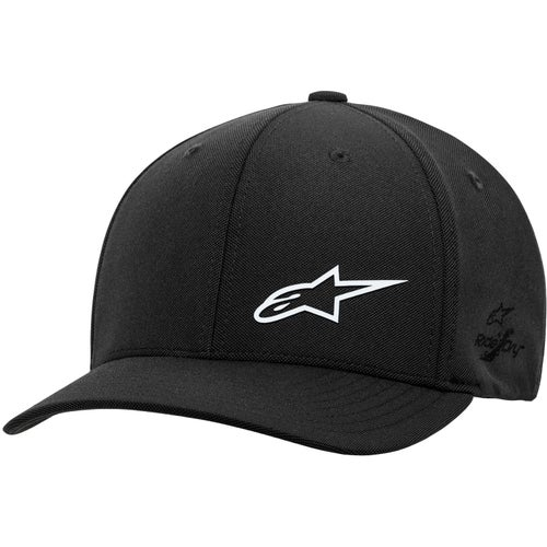 Alpinestars Asym Sonic Tech , Cap - Black/white