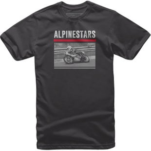 Alpinestars Recorded Short Sleeve T-Shirt - Black