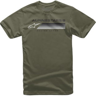Alpinestars Forward Short Sleeve T-Shirt - Military Green