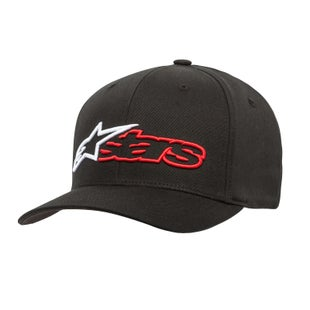 Alpinestars Reblaze Curve Cap - Black/red