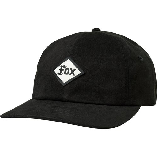 Fox Racing Whata Peach Cap - Blk