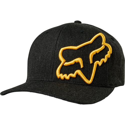Fox Racing Clouded Flexfit Cap - Blk