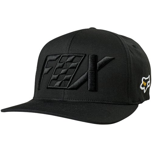 Fox Racing Czar Flexfit Cap - Blk