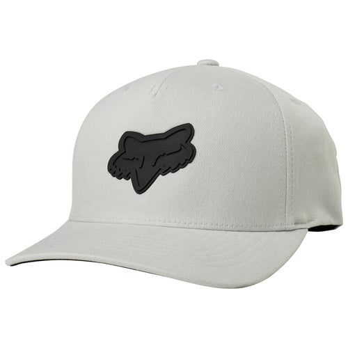 Fox Racing Heads Up 110 Snapback Cap - Heather Grey
