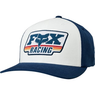 Fox Racing Throwback 110 Snapback Cap - Nvy