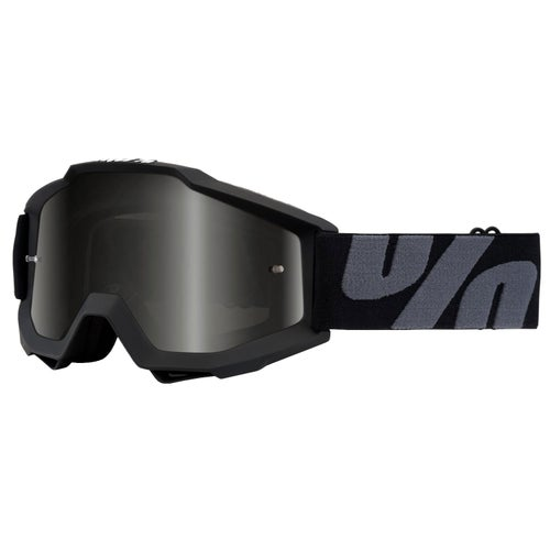 100 Percent Accuri Superstition Sand OTG Motocross Goggles - Dark Smoke