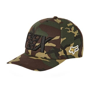 Fox Racing Czar Flexfit Cap - Cam