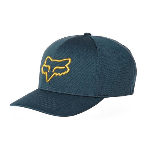 Fox Racing Lithotype Flexfit Cap - Nvy